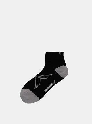 Čierne členkové ponožky Marie Claire