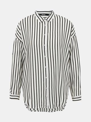 Černo-bílá dámská pruhovaná košile ZOOT Bryony