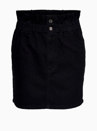 Čierna sukňa ONLY Millie