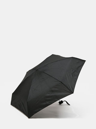 Čierny dáždnik Moon