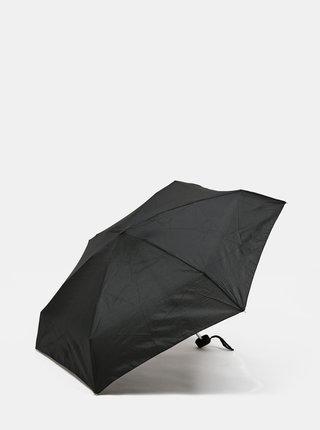Černý deštník Moon