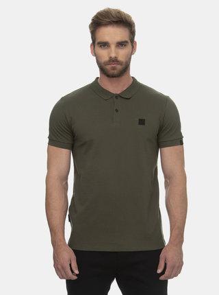 Khaki pánské polo tričko  Ragwear