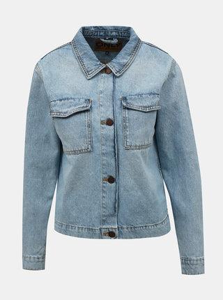 Světle modrá džínová bunda ONLY