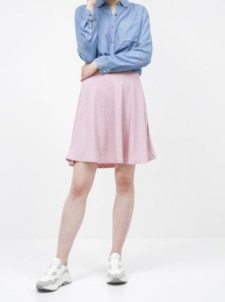 Růžová basic sukně ZOOT Baseline Andrea