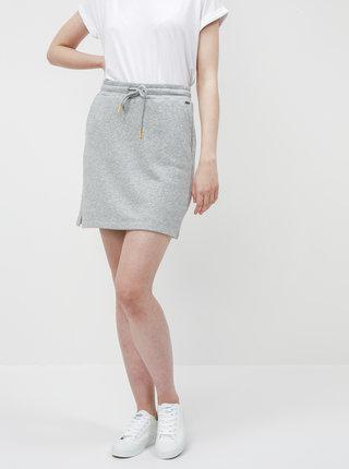 Šedá basic sukně ZOOT Baseline Mariola