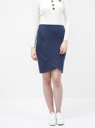 Modrá basic sukně ZOOT Baseline Anja