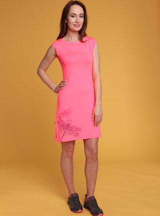 Růžové šaty LOAP Minon