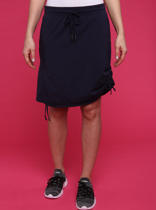Tmavomodrá sukňa LOAP Nataly