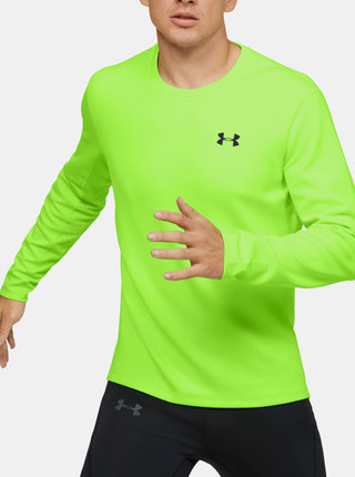 Zelené pánské tričko ColdGear Under Armour