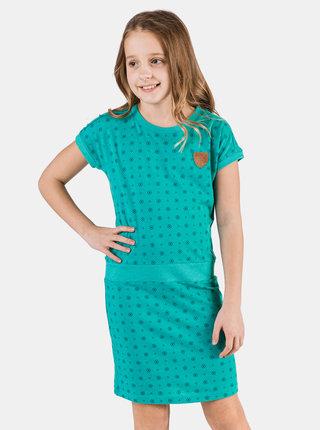 Modré holčičí šaty SAM 73