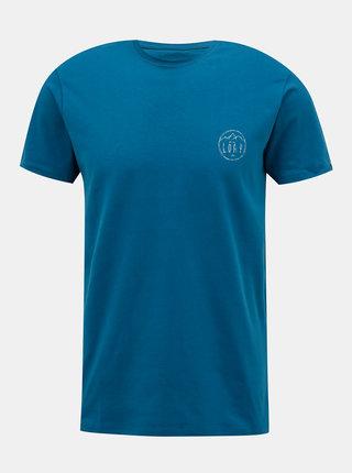 Modré pánské tričko LOAP Antti