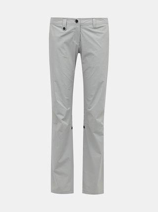 Světle šedé dámské funkční kalhoty Hannah Berenika