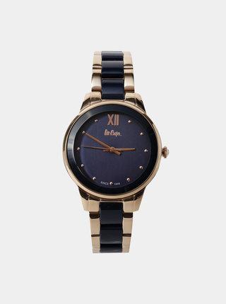 Dámske hodinky s nerezovým remienkom v striebornej farbe Lee Cooper