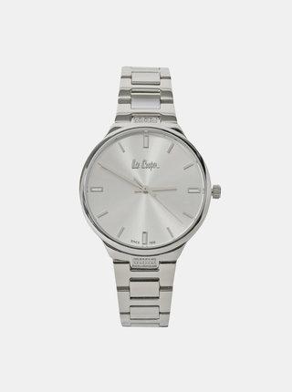 Dámské hodinky s nerezovým páskem ve stříbrné barvě Lee Cooper
