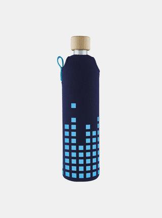 Skleněná láhev v neoprenovém obalu Drinkit Dešťovka 500 ml