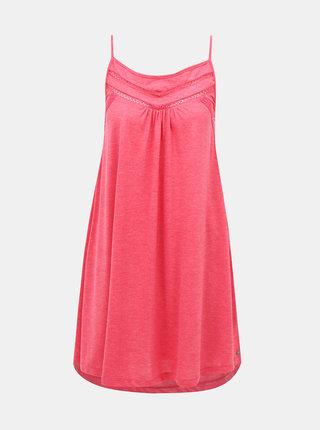 Ružové šaty Roxy
