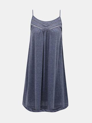 Tmavomodré šaty Roxy