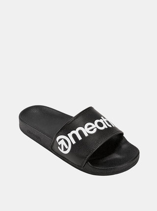 Čierne dámske šľapky Meatfly