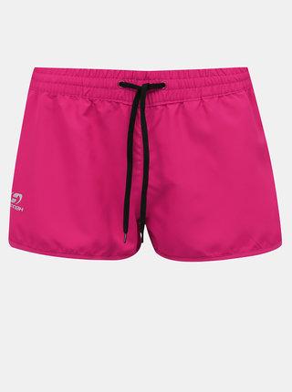 Ružové dámske funkčné kraťasy Hannah Saloni