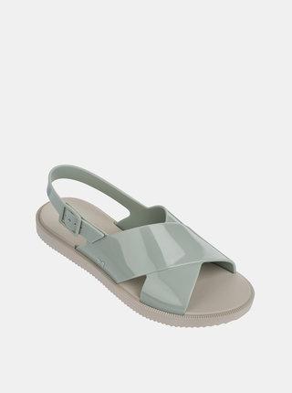Mentolové sandály Zaxy Match