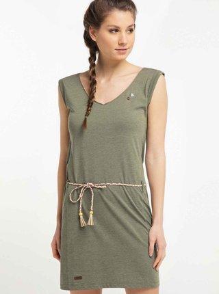 Zelené šaty Ragwear Slavka