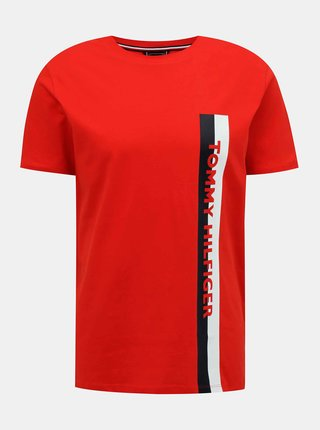 Červené pánské tričko Tommy Hilfiger