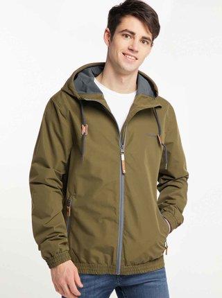 Khaki pánská funkční lehká bunda Ragwear Olsen