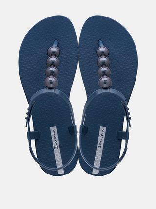 Tmavomodré dámske sandále Ipanema