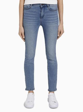 Světle modré dámské slim fit džíny Tom Tailor Kate