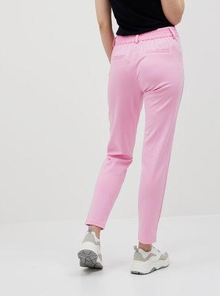 Růžové dámské kalhoty Tom Tailor Denim
