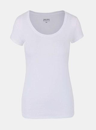 Tricou alb TALLY WEiJL Tadalo din bumbac