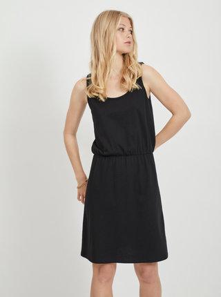 Černé basic šaty VILA Calina