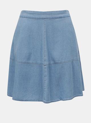 Modrá sukně VILA Bista
