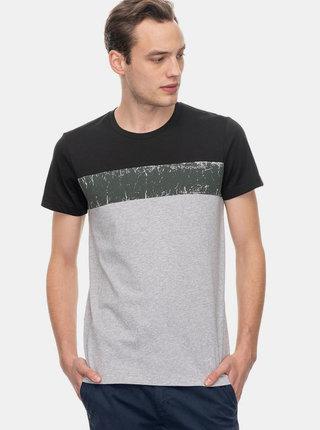Šedé pánske tričko Ragwear Blant