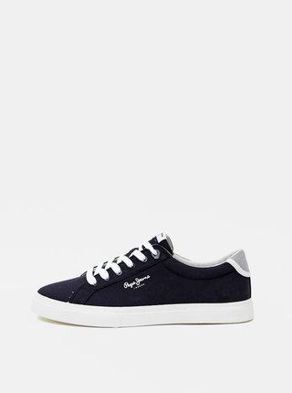 Tmavě modré pánské tenisky Pepe Jeans