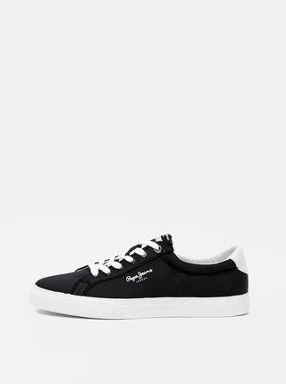 Černé pánské tenisky Pepe Jeans