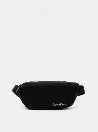 Černá pánská ledvinka Calvin Klein Jeans