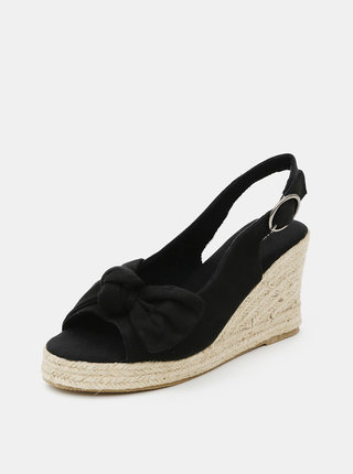 Čierne sandálky VERO MODA Frida