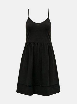 Černé šaty ONLY CARMAKOMA Kallon