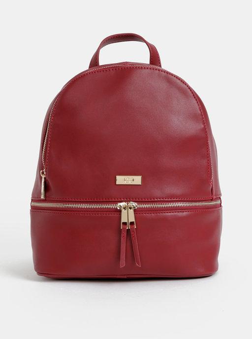246e17dd7c7f7 Svetlosivý koženkový batoh s predným vreckom ZOOT   ZOOT.sk