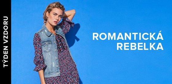 Týden vzdoru: Romantická rebelka