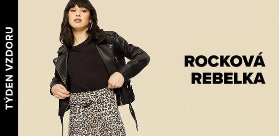 Týden vzdoru: Rocková rebelka