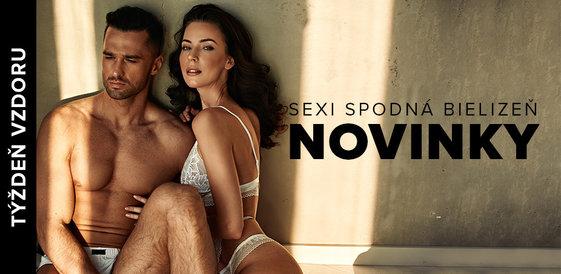 Týždeň vzdoru: Nová & sexi spodná bielizeň