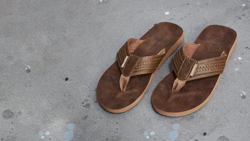 Sandály, pantofle & žabky