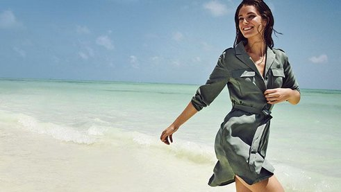 Letní & plážové šaty s 20% slevou