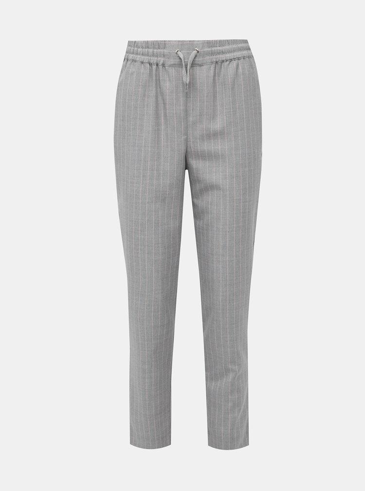 d002a1e1c Sivé melírované nohavice s pukmi Dorothy Perkins | ZOOT.sk