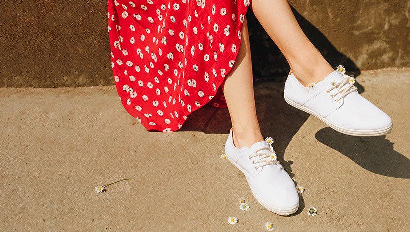 Top jarná obuv: Poltopánky, baleríny, mokasíny