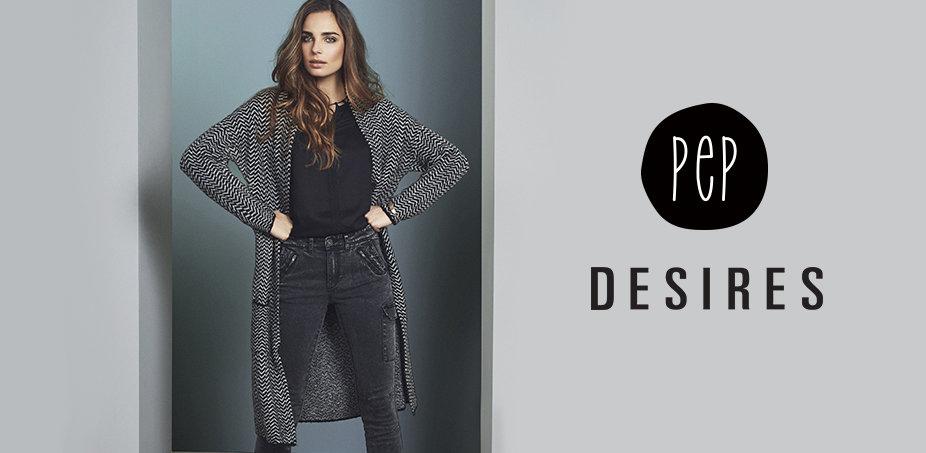 PEP + Desires: Zahalíme, uvidíme