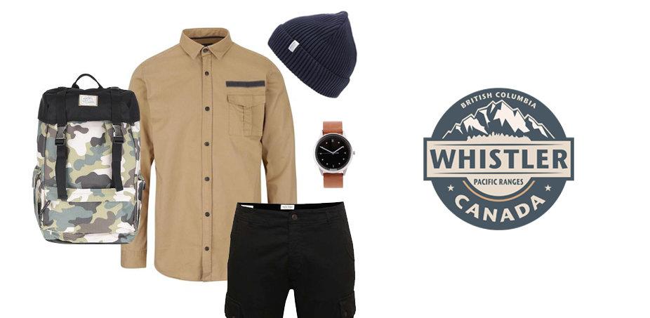 Podzim ve Whistleru: Co si oblékne ON