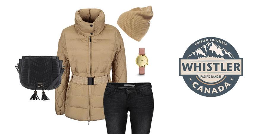 Podzim ve Whistleru: Co si oblékne ONA